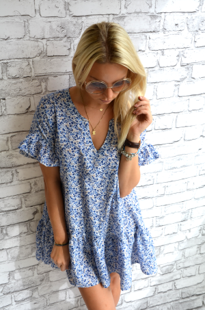Dress / tunic - meadow