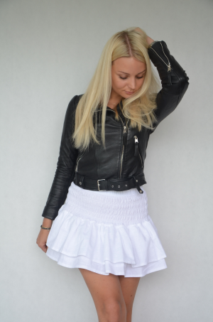 Ala skirt (white)