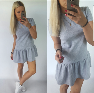 Cotton Dress - Emma