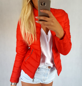 Jacket Omena (red)