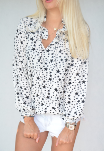 "Blouse""star"""